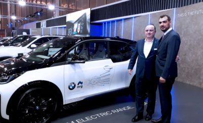 Η nrg και η BMW Group Hellas