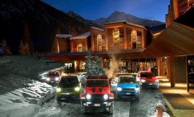 Στης μαγευτική Val d'Ayas, στη Β. Ιταλία, η Jeep® καλωσορίζει τη χειμερινή περίοδο με τη γκάμα των τετρακίνητων μοντέλων της. Το θρυλικό Wrangler και η σειρά των εκδόσεων Trailhawk θα συμμετέχουν σε μοναδικές χειμερινές δοκιμασίες. Το νέο Jeep Wrangler 1941 designed by Mopar®, το extreme off-road μοντέλο με τα απόλυτα νόμιμα για χρήση στο δρόμο αξεσουάρ θα δώσει επίσης το παρών. Η Jeep® με αφορμή την έναρξη της χειμερινής περιόδου θα βρεθεί στην Αόστα, στην καρδιά της μαγευτικής Val d'Ayas, σε μια περιοχή που είναι αφιερωμένη στους φίλους της φύσης και των εκτός δρόμου διαδρομών. Στα πλαίσια της παρουσίας της μάρκας οι επισκέπτες θα μπορούν να οδηγήσουν σε μια σειρά χειμερινών δοκιμασιών τόσο με το θρυλικό Wrangler, όσο και το σύνολο της σειράς Trailhawk που περιλαμβάνει τα Renegade, Compass και Cherokee. Οι διαδρομές σχεδιάστηκαν ώστε να αξιοποιήσουν στο έπακρο τα κορυφαία συστήματα τετρακίνησης της μάρκας, όπως το Active Drive Low του Renegade και το Rock-Trac του Rubicon, αλλά και συνολικά την ευελιξία των μοντέλων. Παράλληλα, το ηλεκτρονικό σύστημα ελέγχου πρόσφυσης Selec-Terrain σε συνδυασμό με τα προηγμένα συστήματα υποβοήθησης οδήγησης θα κρατήσουν σε απόλυτη ασφάλεια τον οδηγό και τους επιβάτες παρά τις δύσκολες συνθήκες. Τέλος για τους extreme φίλους της εκτός δρόμου οδήγησης, το Jeep Wrangler 1941 designed by Mopar, αποτελεί το καλύτερο δείγμα των δυνατοτήτων εξατομίκευσης που δίνουν τα μοντέλα της μάρκας και μάλιστα με αξεσουάρ που είναι 100% νόμιμα για χρήση στο δρόμο.