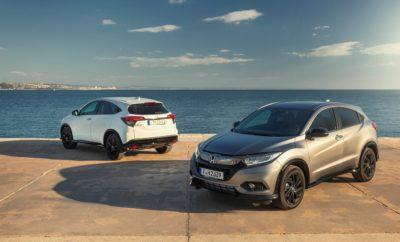 Με το προωθητικό πρόγραμμα Honda Dream Offers που είναι σε ισχύ για παραγγελίες έως και 29/2/2020, τώρα υπάρχει η δυνατότητα να αποκτήσει κανείς ετοιμοπαράδοτο Honda Civic 5D, Civic 4D, CR-V βενζίνη & Hybrid και HR-V με σημαντικά οφέλη: Civic: όφελος έως 2.100€ & 1 έτος ασφάλιση για συγκεκριμένο απόθεμα του 4θυρου μοντέλου HR-V: όφελος έως 1.500€ CR-V Petrol: όφελος έως 3.300€ & 1 έτος ασφάλιση για συγκεκριμένο απόθεμα CR-V Hybrid: όφελος έως 2.500€ & 1 έτος ασφάλιση για συγκεκριμένο απόθεμα Ισχύουν για παραγγελίες έως 29 Φεβρουαρίου 2020 για συγκεκριμένο απόθεμα. Για τα οφέλη που είναι σε ισχύ μπορείτε να δείτε περισσότερα στο https://honda-cars.gr/offers/ Επίσης, οι υποψήφιοι πελάτες Honda μπορούν τώρα να αποκτήσουν το μοντέλο Honda που επιθυμούν απολαμβάνοντας τα παρακάτω οφέλη: • 3+2 χρόνια επέκταση εγγύησης. • 5 χρόνια δωρεάν Οδική Βοήθεια με το πρόγραμμα Honda Assist. • Πρόγραμμα Honda Family με το οποίο, όποιος έχει στην κατοχή του αυτοκίνητο Honda, εξασφαλίζει δωρεάν ασφάλεια για ένα χρόνο στον ίδιο με την αγορά νέου αυτοκινήτου Honda καθώς και σε όποιον από τη οικογένειά του θέλει να αγοράσει νέο αυτοκίνητο Honda. Δείτε περισσότερα στο https://honda-cars.gr/honda-line-up-family/ . Τα αυτοκίνητα Honda δεν επιβαρύνονται με χρέωση μεταλλικού χρώματος.
