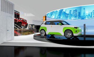 Στην έκθεση τεχνολογίας CES 2020, στο Las Vegas των Η.Π.Α., η FCA παρουσιάζει μια εντυπωσιακή γκάμα νέων προϊόντων και τεχνολογιών. Η Jeep αποκαλύπτει τρία Plug-in Hybrid μοντέλα που επιβεβαιώνουν την εστίαση της μάρκας στη νέα εποχή της ηλεκτροκίνησης Η νέα εμπειρία εικονικής πραγματικότητας Jeep 4x4 Adventure επιτρέπει στο κοινό να νιώσει τις ακραίες off-road δυνατότητες των μοντέλων της μάρκας. Το πρωτότυπο Airflow Vision αποτελεί μια προσέγγιση της FCA για το πώς ο οδηγός και οι επιβάτες ενός πολυτελούς οχήματος της επόμενης γενιάς θα απολαμβάνουν τις νέες τεχνολογίες. Στο χώρο της FCA στην CES 2020 παρουσιάζεται για πρώτη φορά στην Αμερική το πρωτότυπο Fiat Centoventi που εντυπωσίασε με την αποκάλυψη του στην έκθεση της Γενεύης το 2019. Τη διάσημη έκθεση τεχνολογίας CES 2020 στο Las Vegas των Η.Π.Α. επέλεξε ο Όμιλος Fiat Chrysler Automobiles για να παρουσιάσει τις τελευταίες εξελίξεις στον τομέα της ηλεκτροκίνησης και της συνδεσιμότητας. Με τα ηλεκτρικά αυτοκίνητα, την αυτόνομη οδήγηση και τη συνδεσιμότητα να αποτελούν τα πλέον σημαντικά θέματα που απασχολούν την αυτοκινητοβιομηχανία, η FCA παρουσιάζει μια πλήρη γκάμα τεχνολογιών που δίνουν το στίγμα ότι ο Όμιλος με εντατικούς ρυθμούς εστιάζει σε αυτές τις νέες εξελίξεις. Jeep Renegade, Compass και Wrangler 4xe Στην έκθεση CES η Jeep παρουσιάζει τα τρία πρώτα Plug-in Hybrid μοντέλα της, ενώ μέχρι το 2022 το σύνολο της γκάμας της μάρκας θα προσφέρει ηλεκτρισμένες επιλογές, οι οποίες θα ξεχωρίζουν από το λογότυπο 4xe που συνδυάζει την παράδοση της εταιρείας στα τετρακίνητα οχήματα με τη φιλική προς το περιβάλλον κίνηση. Με αυτό τον τρόπο η Jeep θα συνεχίζει να προσφέρει οχήματα που ξεχωρίζουν για τις εκτός δρόμου δυνατότητες τους, τα οποία όμως παράλληλα δεν θα «ενοχλούν» τα παρθένα τοπία με το θόρυβο και τους ρύπους που συνοδεύουν τους κινητήρες εσωτερικής καύσης. Περισσότερες πληροφορίες για τα υβριδικά μοντέλα της Jeep θα ανακοινωθούν και στην προσεχή έκθεση της Γενεύης το Μάρτιο του 2020. Jeep 4x4 Adventure V