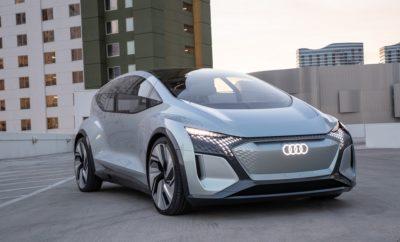 Η Audi παρουσιάζει το μέλλον στην έκθεση τεχνολογίας CES 2020