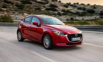 ε τη νέα τεχνολογία Mazda M Hybrid.