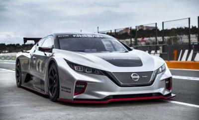 """Η κορυφαία, σε παγκόσμιο επίπεδο, τεχνογνωσία της Nissan στα ηλεκτρικά οχήματα και η αντίστοιχη εμπειρία της από τον μηχανοκίνητο αθλητισμό, """"παντρεύονται"""" με άψογο τρόπο στο Nissan LEAF NISMO RC, επιδεικνύοντας με εκπληκτικό τρόπο τη δύναμη, την καινοτομία και τον ενθουσιασμό της τεχνολογίας ηλεκτρικών οχημάτων της Nissan. Το τετρακίνητο LEAF NISMO RC αποδίδει πάνω από τη διπλάσια ισχύ και ροπή του προκατόχου του, που βασιζόταν στο πρώτης γενιάς LEAF του 2011. Παρέχοντας στιγμιαία διαθέσιμη ροπή 640Nm στους τροχούς και ισχύ 322hp, το LEAF NISMO RC προσφέρει αστραπιαία επιτάχυνση, επιτυγχάνοντας το 0-100km / h σε μόλις 3,4 δευτερόλεπτα ! Η δημιουργία του τελευταίου LEAF NISMO RC από τη Nissan, δεν έγινε για λόγους επίδειξης. Στην ουσία, αποτελεί ένα πεδίο δοκιμών για μελλοντικές τεχνολογικές εξελίξεις και προβάλλει τις απεριόριστες δυνατότητες των ηλεκτρικών οχημάτων της Nissan. Παράλληλα, αποδεικνύει τι μπορεί να επιτευχθεί με ένα ηλεκτρικό σύστημα κίνησης με δύο μοτέρ και σύστημα μετάδοσης σε όλους τους τροχούς, εκφράζοντας την αφοσίωση της Nissan στη συνεχή εξέλιξη και βελτίωση των EV μοντέλων της. Είναι σαφές ότι το LEAF NISMO RC μοιράζεται την προηγμένη τεχνολογία του σημερινού LEAF παραγωγής, του πιο δημοφιλούς EV με 450.000 πωλήσεις από το 2010, """"πατώντας"""" για πρώτη φορά στην Ευρώπη και συγκεκριμένα στην πίστα Ricardo Tormo, στη Βαλένθια της Ισπανίας. """"Η εμπειρία της Nissan ως πρωτοπόρου στα επιβατικά ηλεκτρικά οχήματα, σε συνδυασμό με την καινοτομία της NISMO, για πάνω από 60 χρόνια, οδήγησε στη σύλληψη ενός μοναδικού αυτοκινήτου"""", δήλωσε ο Michael Carcamo, διευθυντής της Nissan Global Motorsport. Όπως και με το LEAF NISMO RC, η στιγμιαία επιτάχυνση είναι χαρακτηριστικό κάθε μοντέλου EV Nissan. Το αμιγώς ηλεκτρικό κινητήριο σύνολο, προσφέρει μια συναρπαστική οδηγική εμπειρία, η οποία συμπληρώνεται τέλεια από τον έξυπνο σχεδιασμό του LEAF και την προηγμένη συνδεσιμότητα. Το LEAF NISMO RC καταδεικνύει τη δύναμη και την απόδοση των ηλεκτρικών οχημάτων , ως βασι"""