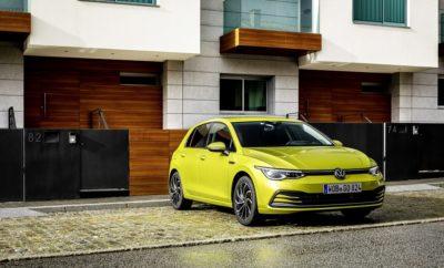 Το νέο Golf 8ης γενιάς επαναπροσδιορίζει την «κατηγορία Golf», από 20.500 €