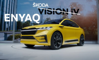 SKODA ENYAQ: Το πρώτο πλήρως ηλεκτρικό SUV της μάρκας