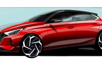 • Οι πρώτες εικόνες της νέας γενιάς i20 αποκαλύπτουν έναν εντελώς νέο σχεδιασμό • Το πρώτο μοντέλο στην Ευρώπη της νέας σχεδιαστικής φιλοσοφίας Sensuous Sportiness της Hyundai • Παγκόσμια πρεμιέρα του ολοκαίνουριου i20 στο Σαλόνι Αυτοκινήτου της Γενεύης, τον Μάρτιο του 2020 Η Hyundai δημοσίευσε τα πρώτα σχέδια του ολοκαίνουριου i20 που θα έχει ένα εντελώς νέο σχεδιασμό. Θα είναι το πρώτο αυτοκίνητο που θα διατεθεί στην Ευρωπαϊκή αγορά με τη νέα σχεδιαστική φιλοσοφία της Hyundai: «Sensuous Sportiness». Η σχεδιαστική φιλοσοφία «Sensuous Sportiness» χαρακτηρίζεται από την αρμονία ανάμεσα σε τέσσερα βασικά στοιχεία: τις αναλογίες, τη σχεδίαση, το στυλ και την τεχνολογία. Ο σκοπός αυτής της σχεδιαστικής κατεύθυνσης είναι να διανθίσει με ελκυστικό στιλ τα μοντέλα της Hyundai, δημιουργώντας συναισθηματική αξία και δίνοντάς τους μια ξεχωριστή εμφάνιση. Οι εικόνες δείχνουν ότι το ολοκαίνουργιο i20 θα χαρακτηρίζεται από μια πιο σπορ και δυναμική εμφάνιση. Η δυναμική μάσκα στο εμπρός μέρος έχει ως αποτέλεσμα ένα χαρακτηριστικό ευρύ και χαμηλό αμάξωμα. Επίσης, η μοναδική φωτεινή υπογραφή υπογραμμίζει το πλάτος του ολοκαίνουριου i20 ενώ η τολμηρή γραμμή στο πλάι τονίζει τις σπορ αναλογίες και την ευελιξία του αυτοκινήτου. Το πίσω μέρος συμπληρώνεται με την οριζόντια σχεδίαση των επίσης δυναμικών φωτιστικών σωμάτων. Για την περαιτέρω βελτίωση της κομψότητας και της αισθητικής του εσωτερικού χώρου, ο νέος ψηφιακός πίνακας οργάνων και η κεντρική οθόνη αφής έχουν συνδυαστεί με οθόνες 10,25 ιντσών. Το ολοκαίνουριο i20 θα αποκαλυφθεί στο Σαλόνι Αυτοκινήτου της Γενεύης στις αρχές Μαρτίου 2020 και η διάθεσή του στην αγορά θα ξεκινήσει το Σεπτέμβριο του 2020.