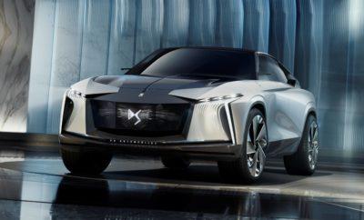 """• AERO SPORT LOUNGE: Η δημιουργία της DS Automobiles, η οποία ενσωματώνει μία νέα αισθητική για το αμάξωμα, με βελτιωμένη αεροδυναμική και στόχο την ξεχωριστή σχεδιαστική προσέγγιση που θα σαγηνεύσει. • Με το πρωτότυπο DS AERO SPORT LOUNGE, η DS Automobiles παρουσιάζει μια νέα πρόταση αναφορικά με τη σχεδίαση των αυτοκινήτων, η οποία προκύπτει από την καινοτομία και τις σχεδιαστικές """"ελευθερίες"""" που έχει επιτρέψει η εξέλιξη της ηλεκτροκίνησης. • Το DS AERO SPORT LOUNGE δίνει νέα ώθηση στα πολυτελή αυτοκίνητα, με πολύ πιο προηγμένη τεχνολογία και εκλεπτυσμένη αισθητική. Είναι το μοντέλο στο οποίο ο πίνακας οργάνων """"καταργείται"""", προκειμένου να έχουν περισσότερο χώρο τα πολυτελή υλικά της καμπίνας. • Η """"ψηφιδωτή"""" αισθητική, το ποιοτικό βαμβακερό ύφασμα και ο φωτισμός των επενδύσεων, δίνουν μια αίσθηση 3D διάθεσης στα υλικά της καμπίνας και αλλάζει τα μέχρι τώρα δεδομένα. Η φιλοσοφία της DS Automobiles για τα μελλοντικά της αυτοκίνητα, εκφράζεται με τον καλύτερο τρόπο μέσα από το cockpit του DS AERO SPORT LOUNGE. Μια ανάσα καινοτομίας Η τοποθετημένη ψηλά θέση οδήγησης, εξασφαλίζει εκπληκτική ορατότητα και κορυφαία άνεση. Μαζί με την εξαιρετική αεροδυναμική συμπεριφορά του αμαξώματος και την προηγμένη τεχνολογία, το αποτέλεσμα είναι απλά συναρπαστικό. Ο χαρακτήρας και η προσωπικότητα DS AERO SPORT LOUNGE είναι πραγματικά ξεχωριστά. Το μοντέλο απαντάει στο ερώτημα που έχει να κάνει με την ισχυρή προσωπικότητα, σε συνδυασμό με την κορυφαία αποδοτικότητα. Η νέα νομοθεσία επιβάλλει έναν επαναπροσδιορισμό του σχήματος, αλλά και των περιβαλλοντικών επιπτώσεων κάθε οχήματος. Το DS AERO SPORT LOUNGE είναι μια πραγματικά ξεχωριστή απάντηση σε μια ποικιλία προκλήσεων. Με το DS AERO SPORT LOUNGE, η DS Automobiles φέρνει μια νέα μορφή αυτοκινήτων. Ξεχωριστή μα και φιλόξενη, με συγκρατημένες διαστάσεις, αλλά ταυτόχρονα ιδιαίτερα ευρύχωρη, συνδυάζοντας την πρόκληση έντονων συναισθημάτων, με την κορυφαία τεχνολογική προσέγγιση, το συγκεκριμένο πρωτότυπο αποτελεί μια από τις καλύτερες """