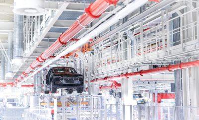 Audi Smart Plant