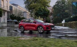 H τεχνολογία Road Edge Detection του νέου Ford Kuga