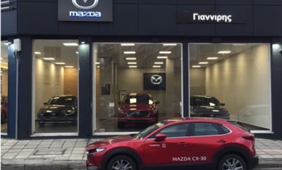 Επέκταση δικτύου πωλήσεων Mazda