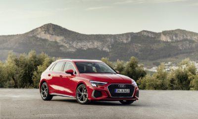 Το νέο Audi Α3 Sportback