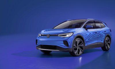 Η Volkswagen αποκαλύπτει: το concept ID.4