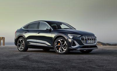 Το Audi e-tron Sportback