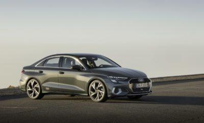 το νέο Audi Α3 Sedan