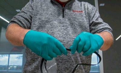 H Nissan στις Η.Π.Α., κατασκευάζει με 3D εκτύπωση μάσκες