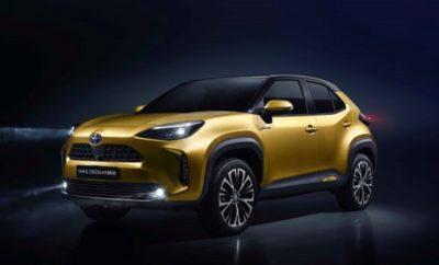 Η Toyota αποκαλύπτει το νέο συμπαγές SUV Yaris Cross
