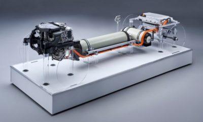 Ο κατασκευαστής πολυτελών αυτοκινήτων δίνει μία πρώτη εικόνα από το σύστημα κίνησης του BMW i Hydrogen NEXT