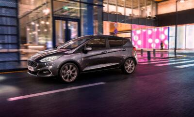 Το Ford Fiesta εξηλεκτρίζεται